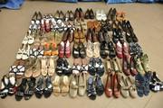 Новая женская обувь Tamaris,  на вес. По 23 евро/кг. Лето. Кожа от 80 %