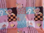 Ткань для штор в детскую комнату