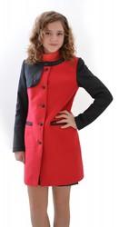 продам кашемировое пальто для девочки новое