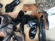 Новая обувь из Европы категории сток по 13 евро/кг. Много кожаной.