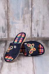Качественная домашняя обувь от украинского производителя.