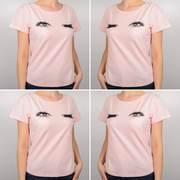 Качественная женская футболка