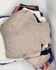 Лот 01-0625,  Теплі кофти H&M,  вага 6, 3 кг (14 шт)